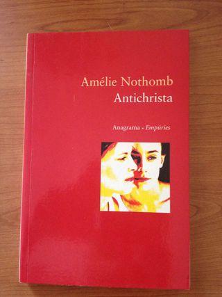 "Libro ""Antichrista"""