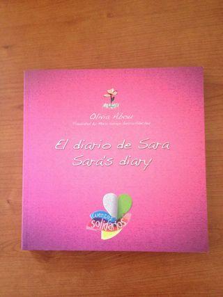 """Libro """"El diario de Sara"""" Cuentos solidarios"""