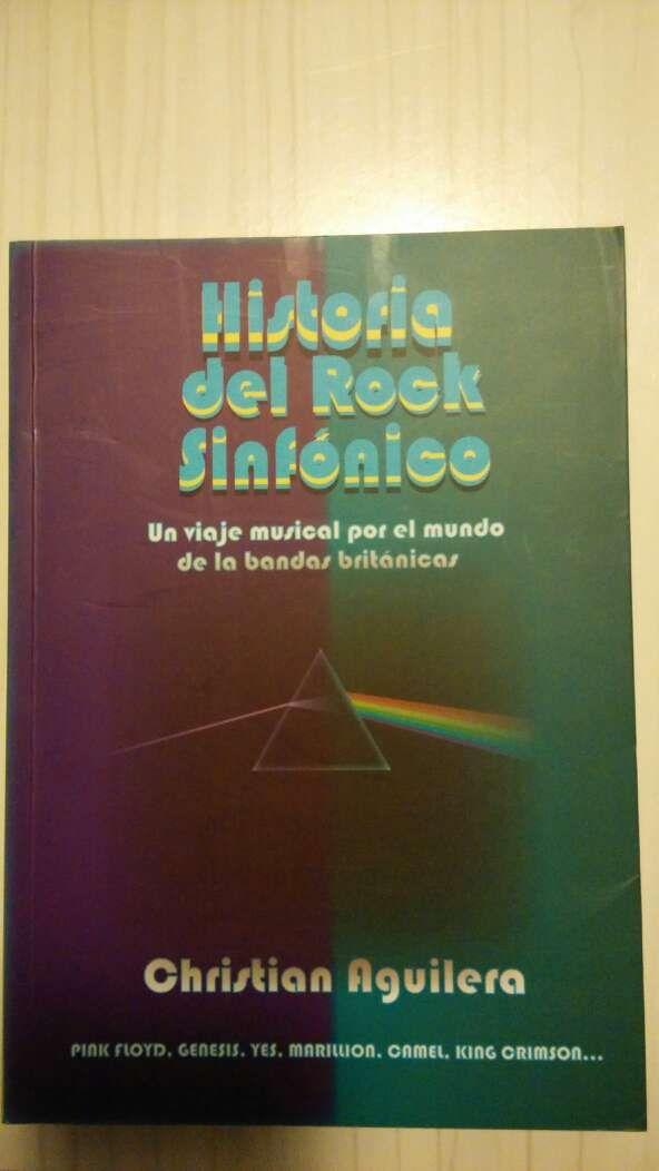 Libro Historia del Rock Sinfónico