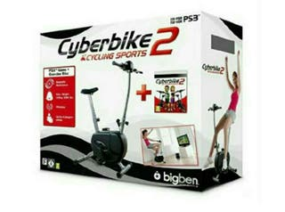 Play station 3 Cyberbike 2