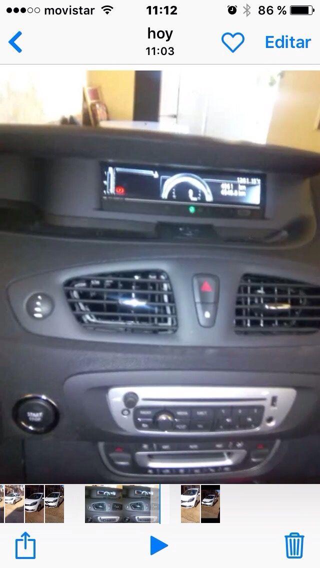 Renault Megane Scenic 1.2 Tce 115cv