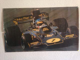Poster Formula 1 Año 1974