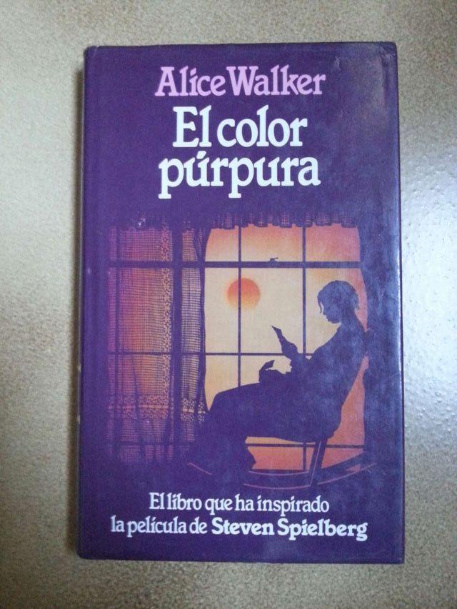 Libro El Color Purpura de segunda mano por 3 € en Ripollet - wallapop