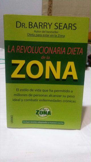 Libro sobre la dieta zona