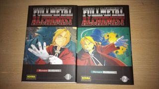 FullMetal Alchemist - Tomos 1 y 2