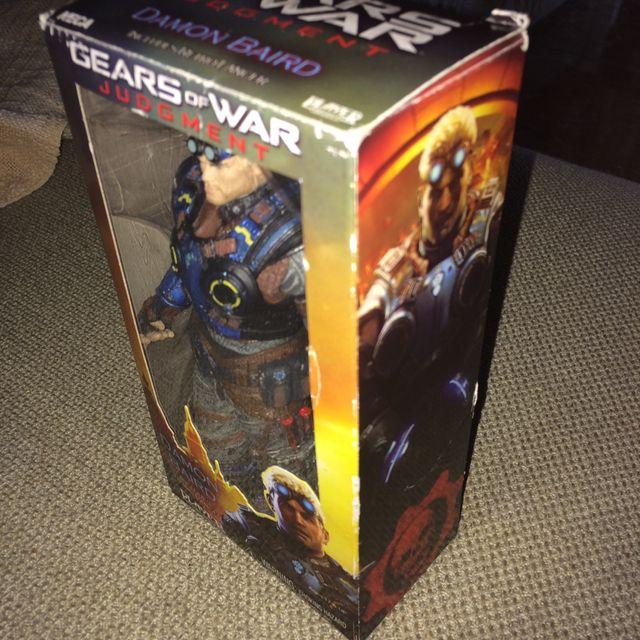Gears Of War Figura