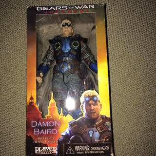 Gears Of War Figura