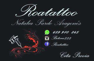 Tatuajes desde 15€