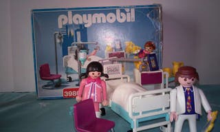PLAYMOBIL 3980 HOSPITAL