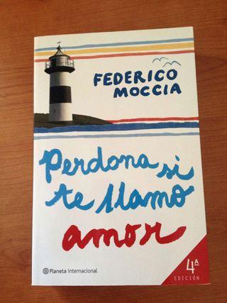 """Libro """"Perdona si te llamo amor"""""""