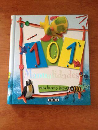 "Libro ""101 manualidades"""