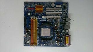 Placa base AMD socket 2