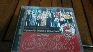 Cd operacion triunfo verano 2002