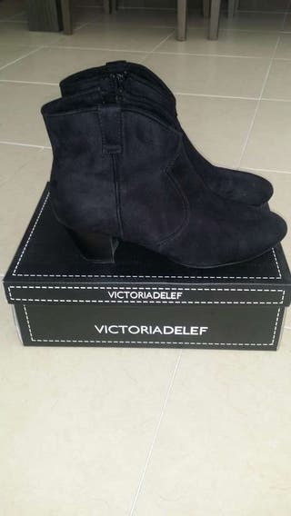 Zapatos botines talla 40