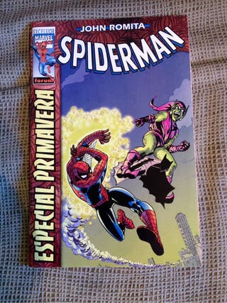 Comic Spiderman