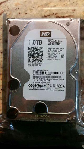 WD HD 1tb Nuevo