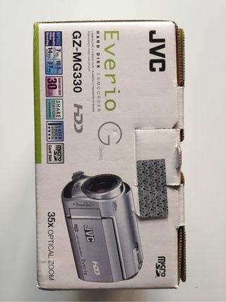 Videocámara JVC Everio GZ-MG330