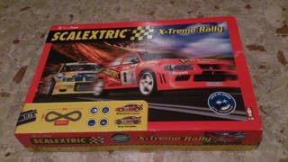 Scalextric X-Treme Rally