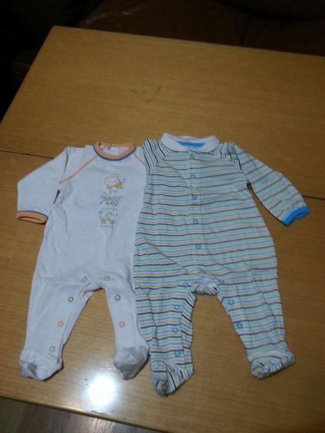 2 pijamas bebe. 1-3. Prenatal