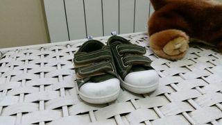 Zapatillas zapy número 23