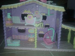 Juguete Casa little pony