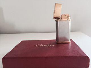 Encendedor Mechero Cartier Modelo Santos Original