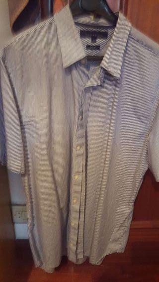 Camisa Tommy hilfiger manga corta