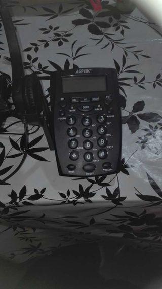 Teléfono fijo a estrenar,ni un solo uso