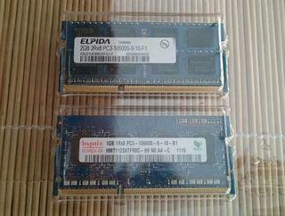 Memoria RAM 3GB