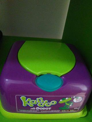 Porta toallitas wc kandoo
