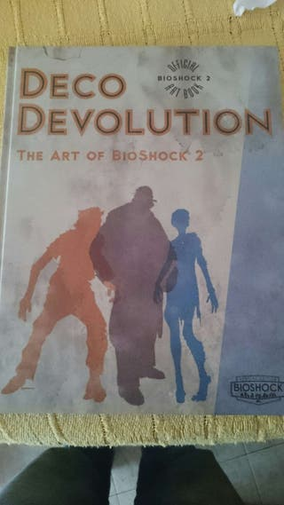 Artbook en español del Bioshock 2