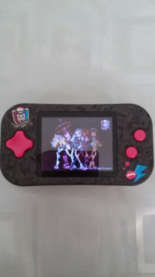Consola de monster high