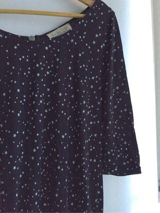 vestido ZARA estrellas