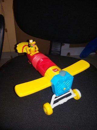Avion de Pluto