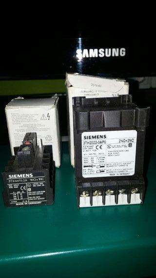 SIEMENS 3TH2022-0APO + 3TX4411-2A