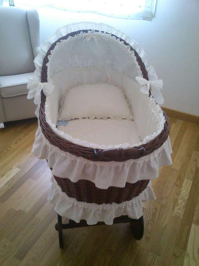 Moisés artesanal Abc Baby