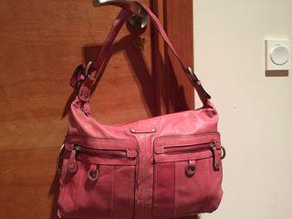 Bolso-bandoleta Color Rosa Chica