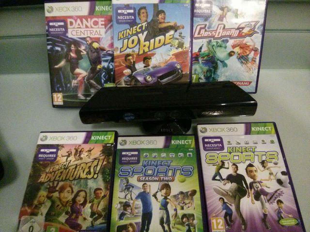 Kinect Y 1 Juego Xbox 360 De Segunda Mano Por 30 En Vinaros En