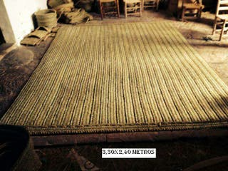 Esteras o alfombras de esparto