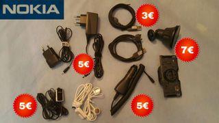 Accesorios para ( iPhone y Nokia )