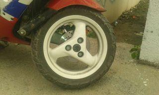 Ruedas scooter