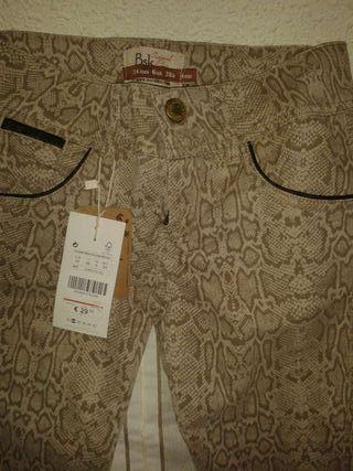 Pantalones strenar t.34