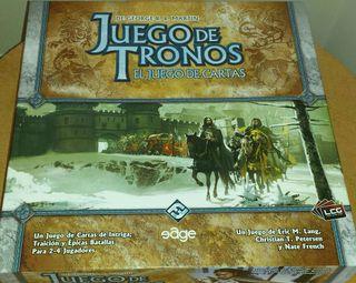 Juego de Tronos : juego de cartas OFICIAL