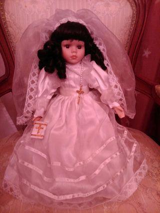 Muñecas de porcelana,
