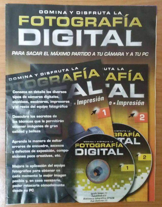 Enciclopedia FOTOGRAFÍA DIGITAL (con 30 CD-ROM) de segunda mano por ...