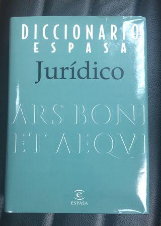 Diccionario Juridico Espasa