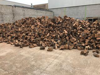 Leña olivo seca 1000kg