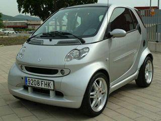 Smart Brabus 2006, 91.000km