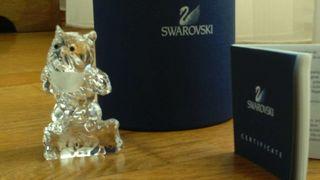 Figura cristal swarovski