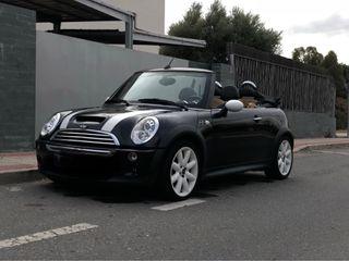 Mini Cooper S Cabrio Automatico
